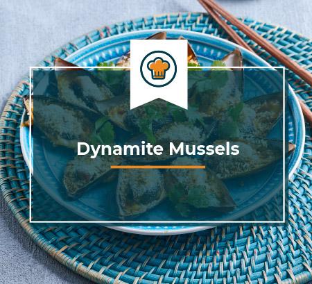 Dynamite Mussels